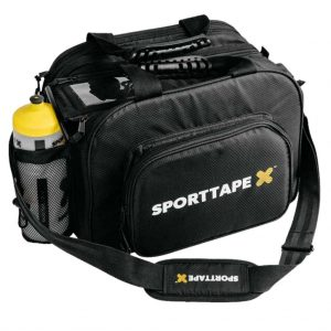 SPORTTAPE Pitchside Medical Therapy Bag for Tape & Medical Kit Side View