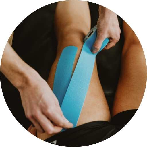 How to Apply Kinesiology Tape - Neutral Technique