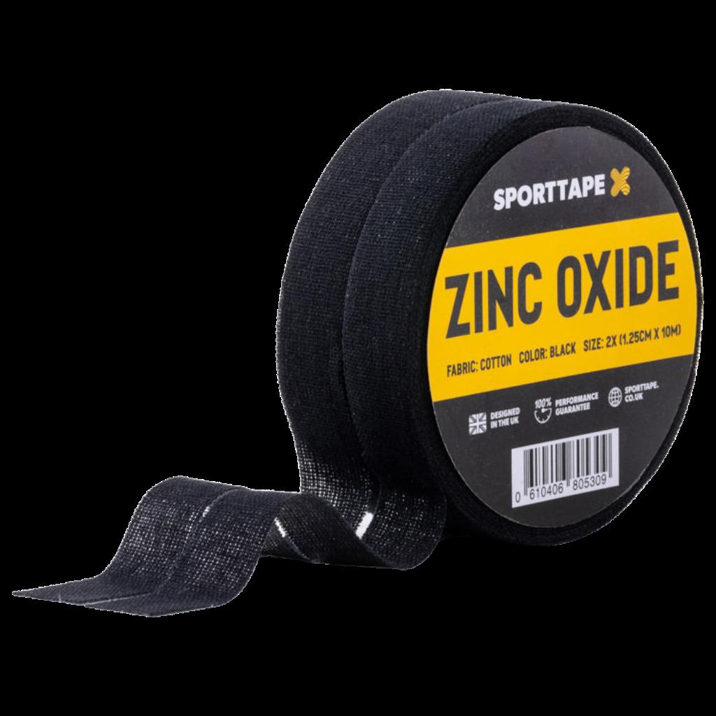 finger tape black zinc oxide