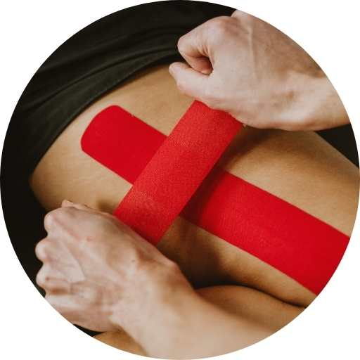 How to Apply Kinesiology Tape - Stretch Technique