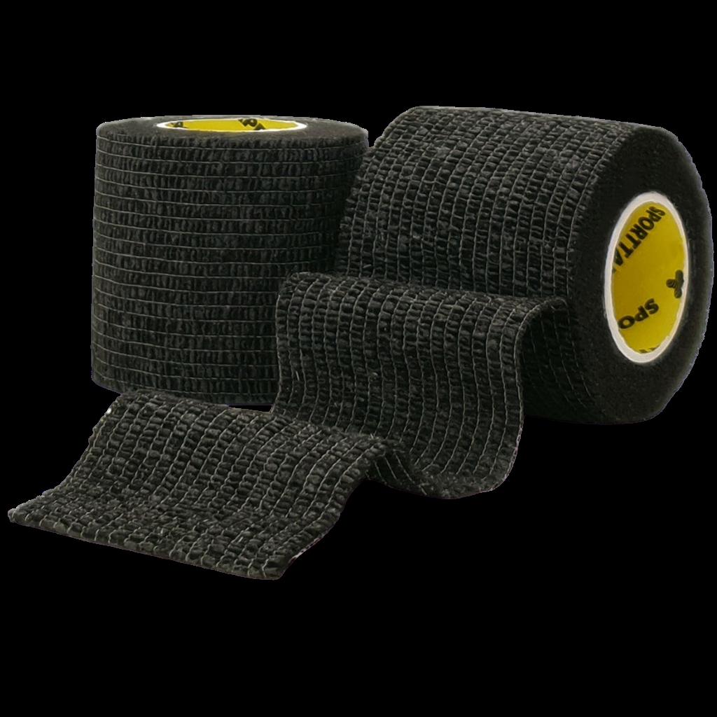 Cohesive 5cm Black Sock Wrap
