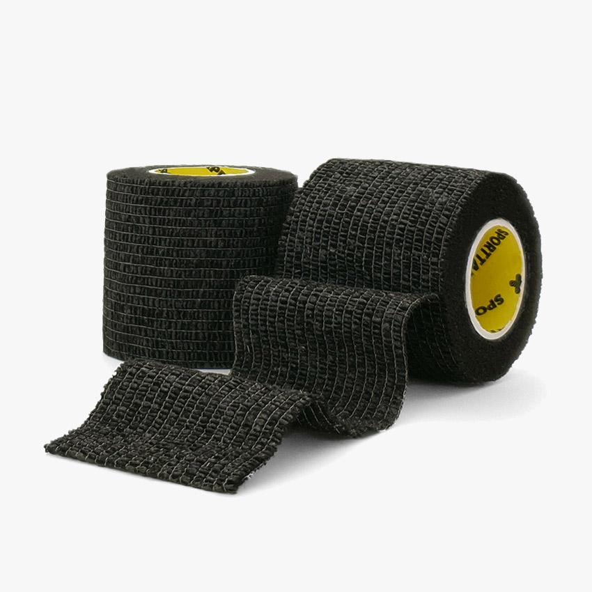 Sock Wrap Cohesive Bandage 5cm Black