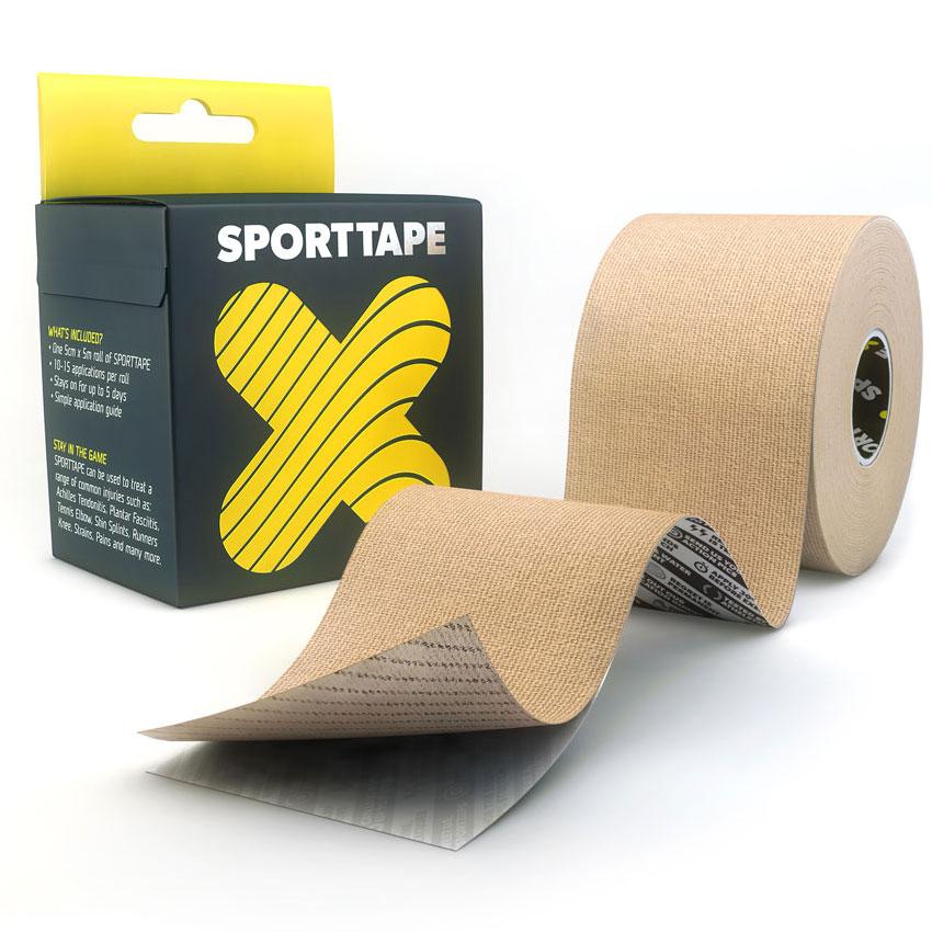 Kinesiology-Tape-Beige-5cm-SPORTTAPE