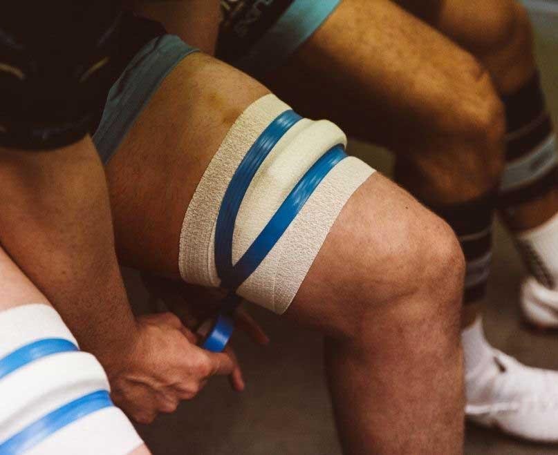 Sock-tape-for-lifting-blocks