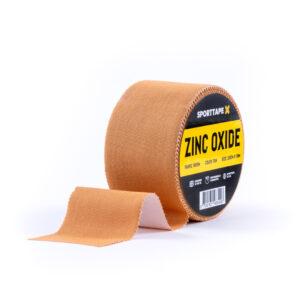 Zinc-Oxide-3.8cm-x-10m-Tan-Single-Roll
