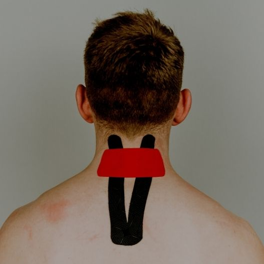 Kinesiology Taping for Neck Pain
