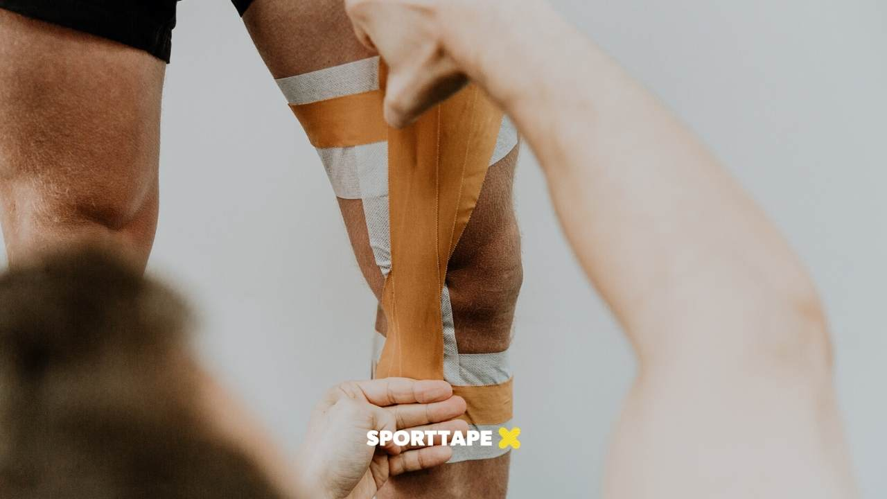Free MCL Rugby Knee Taping Ebook