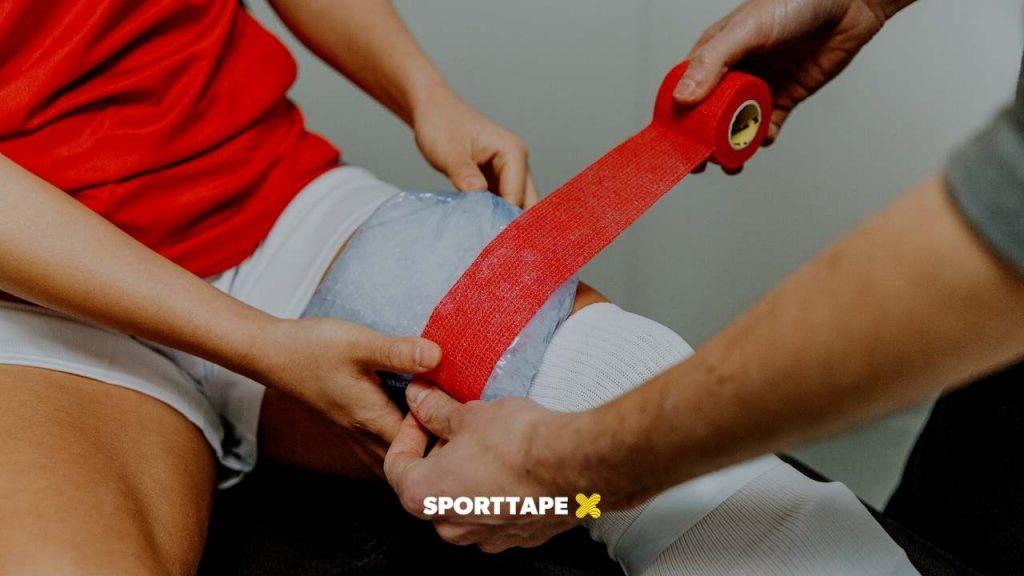 Uses of Cohesive Bandage - Self Adhesive Compression Bandage