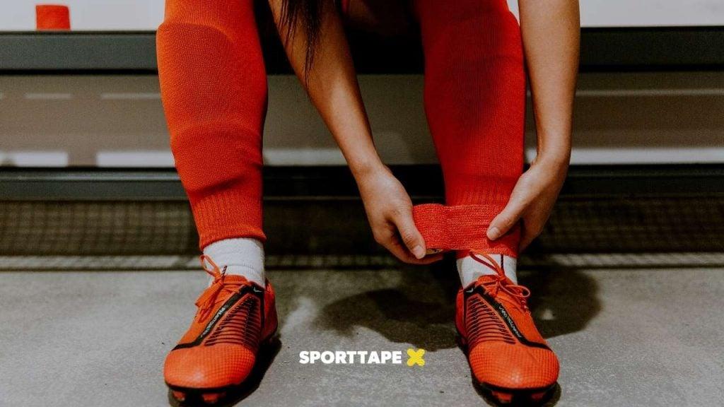 Sock Wrap Football Tape - merge cut off socks