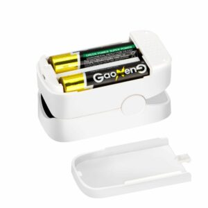 batteries included oximeter