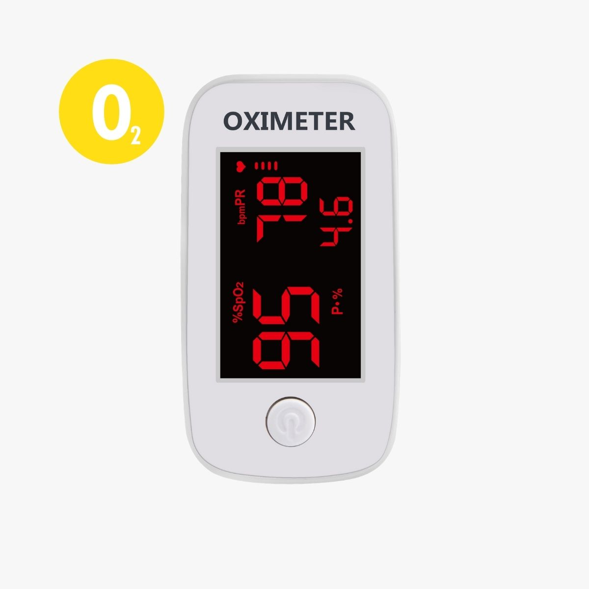 Oxygen Saturation Oximeter