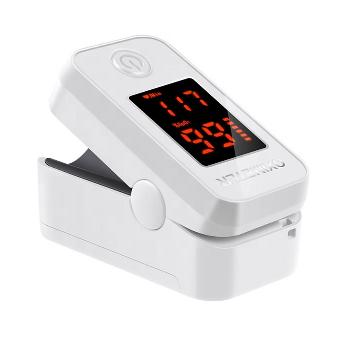 How to use the oximeter